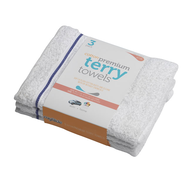 Terry Towel 3 pack [SW56100]
